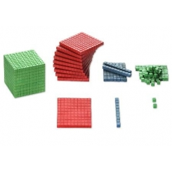 Material multibase de colores