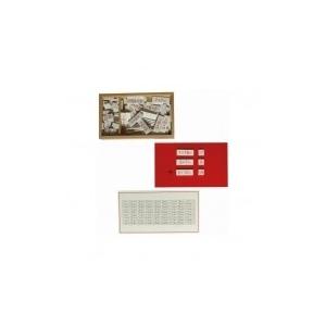 Caja de la suma con tarjeta control
