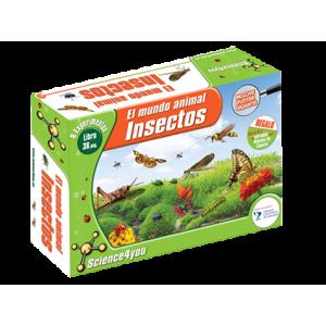 El mundo animal: Insectos