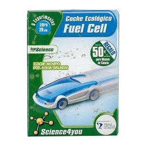 Coche ecológico FUEL CELL