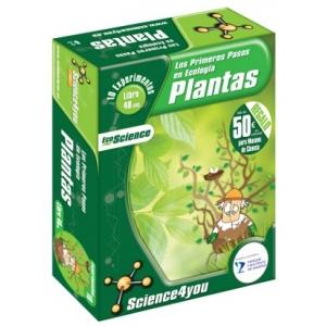 Los primeros pasos en Ecología:Plantas