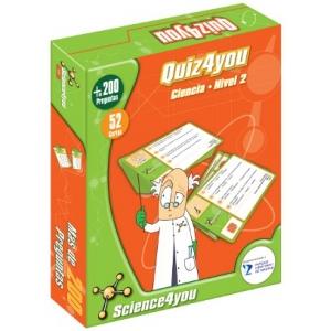 Quiz4you-Ciencia nivel 2