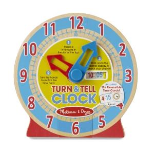 Reloj - gira y descubre la hora
