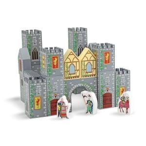 Set Bloques de madera Castillo