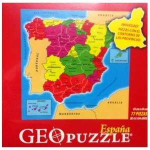 Geopuzle España