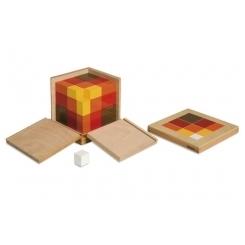 Cubo del trinomio aritmético