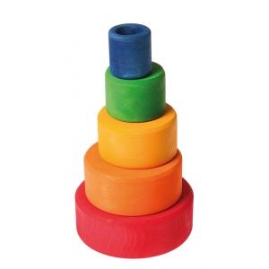 Set de Bowls encajables de colores