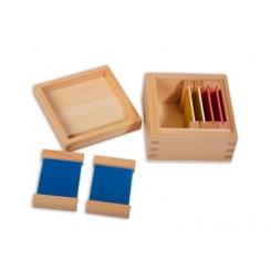 Caja de color 1 seda