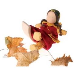 Muñeca otoño