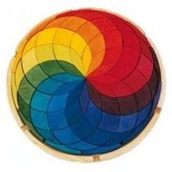 Espiral colores grande