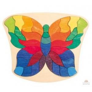 Puzzle mariposa pequeño