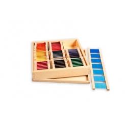 Caja de color 3 seda