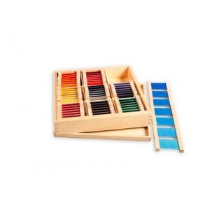 Caja de color nº 3 seda