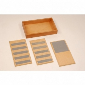 Rough and Smooth Boards Set