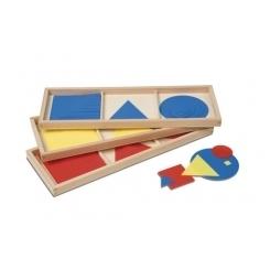 Círculos ,cuadrados y triángulos