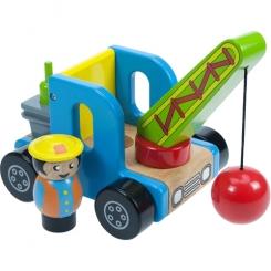 Camión de derribos