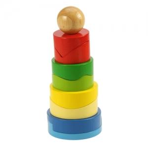 Torre circular de Apilamiento