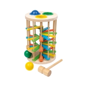 """Torre de golpe """"bolas"""""""