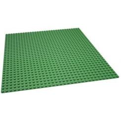 Plancha verde LEGO