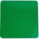 Plancha verde DUPLO