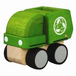 Mini camión de la basura