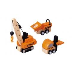 Vehículos de construción