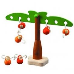 Monos equilibristas