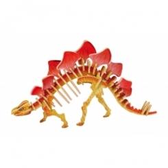 Puzle 3D Stegosaurio