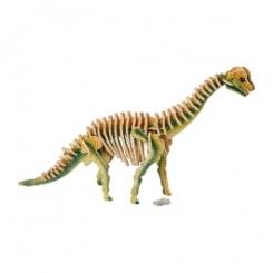 Puzle 3D Brachiosaurio