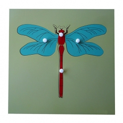 Puzzle libélula