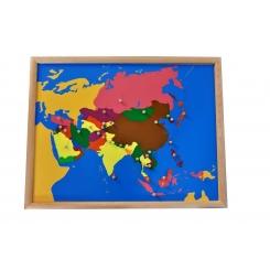 Puzzle Asia