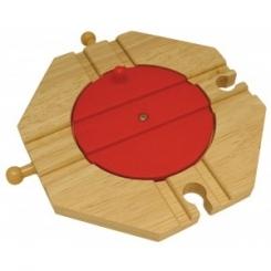 Tablero giro de madera