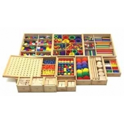 Set completo 14 cajas