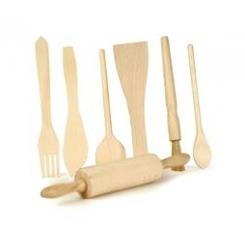 Set utensilios de cocina