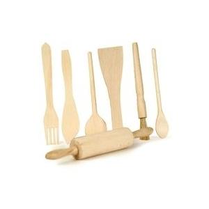 Set 7 utensilios de cocina