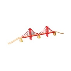 Doble puente en suspensión