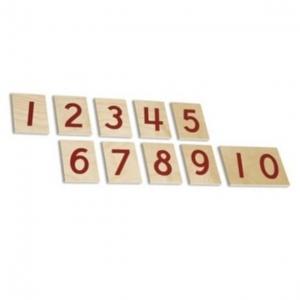 Tarjetas numéricas 1-10