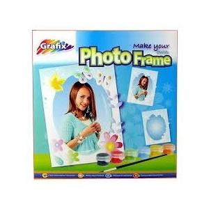 Haz tu propio marco de fotos