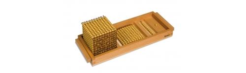 Golden Bead Material