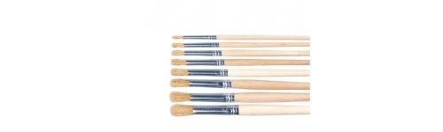 Long Handled Lyons Paint Brushes