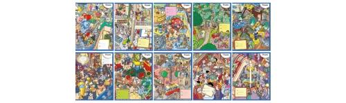 Series Illustrations