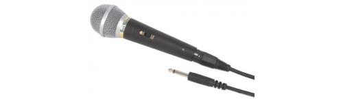 Head Telephones And Microphones